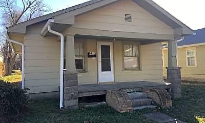 Building, 908 E 8th St, 0