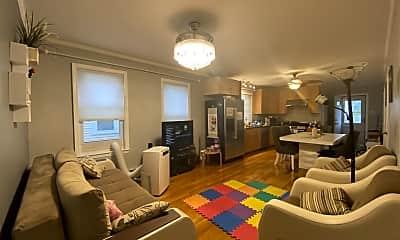 Living Room, 212 River St, 1