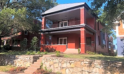 Building, 3629 Wyandotte St, 2