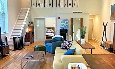 Living Room, 1400 E Willow Grove Ave, 1