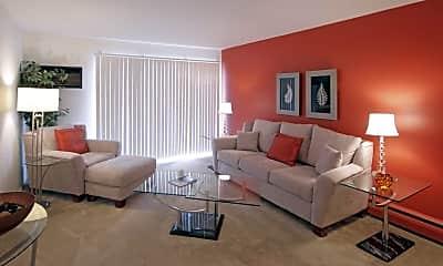 Living Room, Morgan Grove, 1