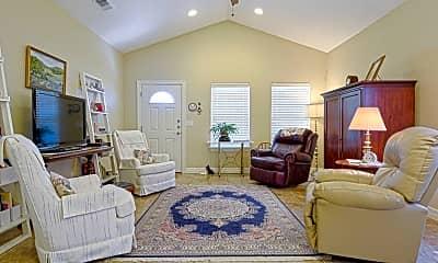 Living Room, Wildflower Meadows, 1