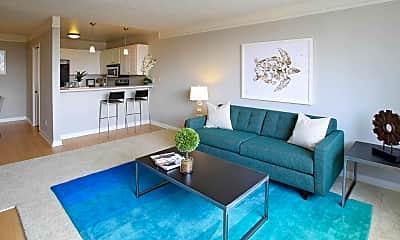 Living Room, Ocean Palms & Palisades, 1