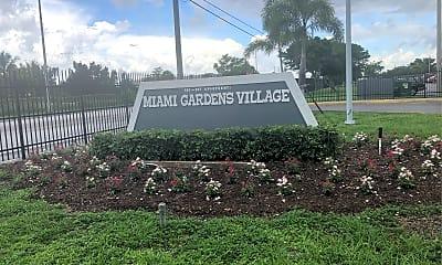 Miami Gardens Apartments, 1
