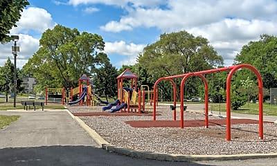 Playground, The Winds At Poplar Creek, 2