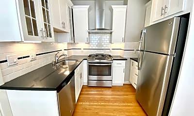 Kitchen, 1231 Grove St, 0