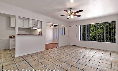 Living Room, 9040 Ramona St, 0