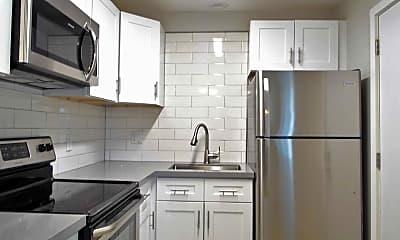 Kitchen, The V on 26th, 0