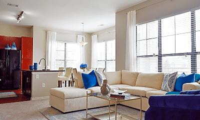 Living Room, Palazzo at Cypresswood Apartments, 0