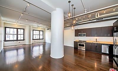 Living Room, 1645 Vine St 504, 0
