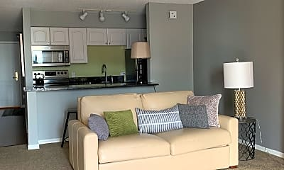 Living Room, 1020 15TH Street, 1