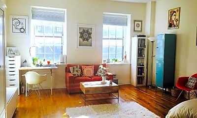 Living Room, 341 Monmouth St 204D, 0