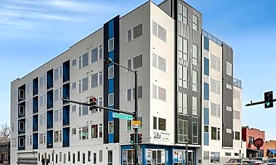 Building, Tennyson44, 0