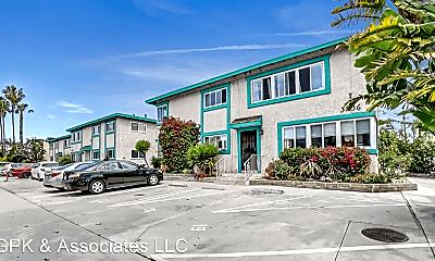 Building, 3724 Inglewood Blvd, 1
