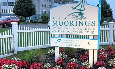The Moorings At Squantum Gardens, 1