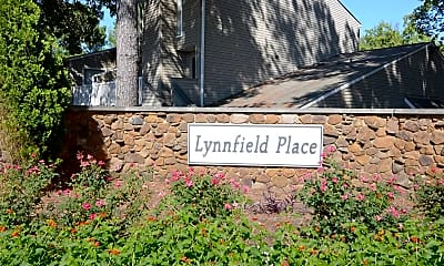 Community Signage, Lynnfield Place, 2