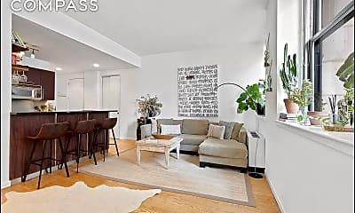 Living Room, 150 Nassau St 6-D, 1