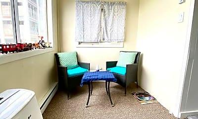 Bedroom, 72 Frankfort St, 2