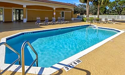 Pool, The Oasis At Springtree, 1