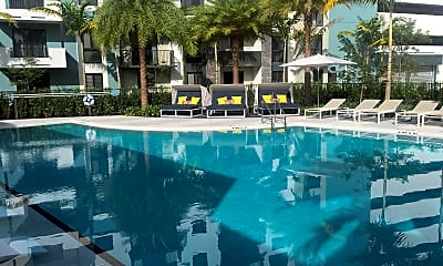 Pool, SW 3 St, All New, First Month FREE, 0