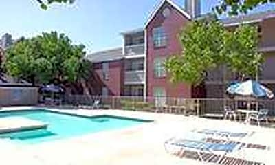 Gable Point Apartments, 1