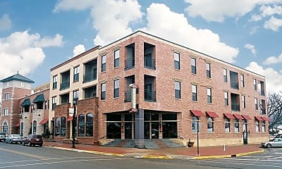 Building, Olde Town Center, 0