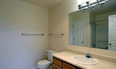 Bathroom, Fanno Creek Village, 2