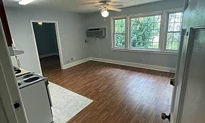 Living Room, 1500 Chester St, 1