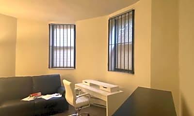 Bedroom, 550 Massachusetts Ave, 1