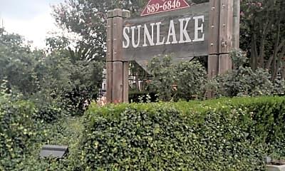 Sunlake Apartments, 1