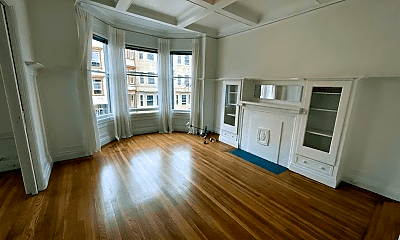 Living Room, 3587 18th St, 1