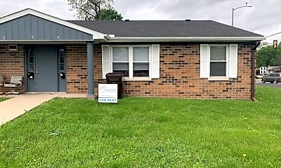 Building, 129 N McReynolds Ct, 0