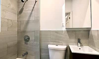 Bathroom, 223 W 105th St, 1
