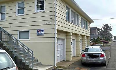 Building, 4422 SW Beach Ave, 1