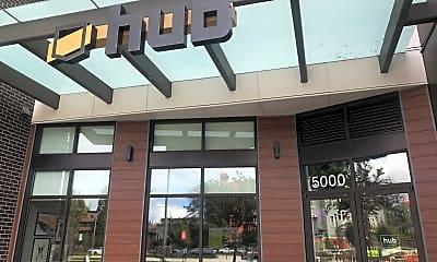 Hub U District, 1