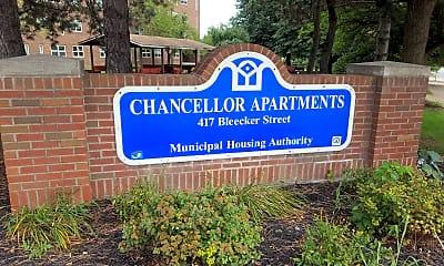 Chancellor Apartments, 1