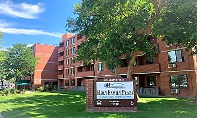 Holy Family Plaza, 1