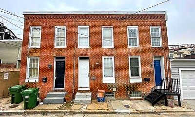 Building, 1524 Olive St, 2