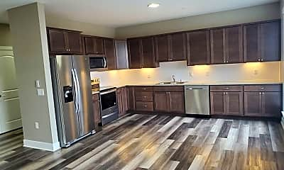 Kitchen, 1000 N River Dr, 0