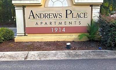 Andrews Place Apartment Homes, 1