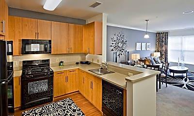 Kitchen, Avalon West Long Branch, 1