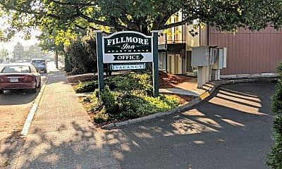 Fillmore Inn Apartments, 1