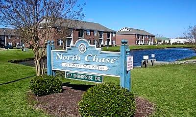 Community Signage, North Chase, 0