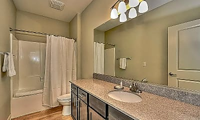 Bathroom, The Greens At Fort Mill, 2
