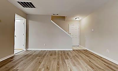Living Room, 8107 Greens Rd, 1