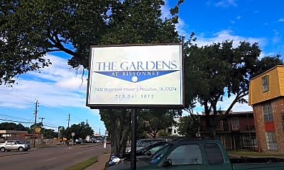 The Gardens at Bissonnet, 1