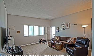 Living Room, 1500 Manhattan Ave, 1