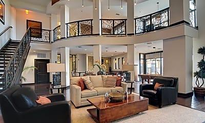 Living Room, 300 E Basse, 1