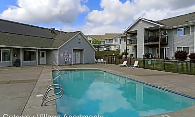Pool, Gateway Village, 0