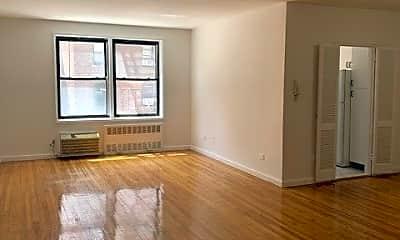 Living Room, 102-30 Queens Blvd 2S, 1